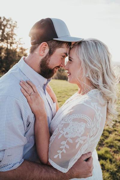Deren Alvin Jones and Lacey Marie Funke will be wed