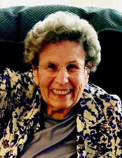 Dorothy Grace Anderson, 91,  formerly of Potlatch