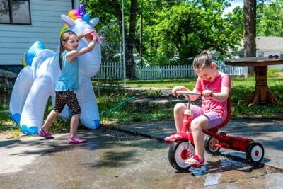 A sprinkle of Summer fun