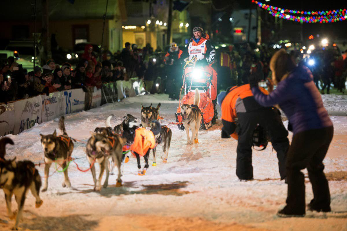 Norwegian musher wins Iditarod race