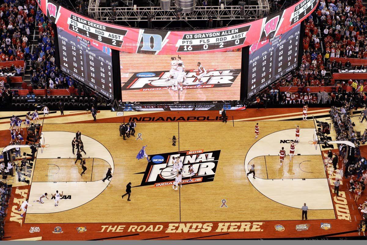 March Madness will return in a bubble