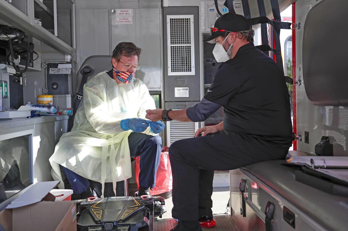 Pandemic protocol: No playbook to follow