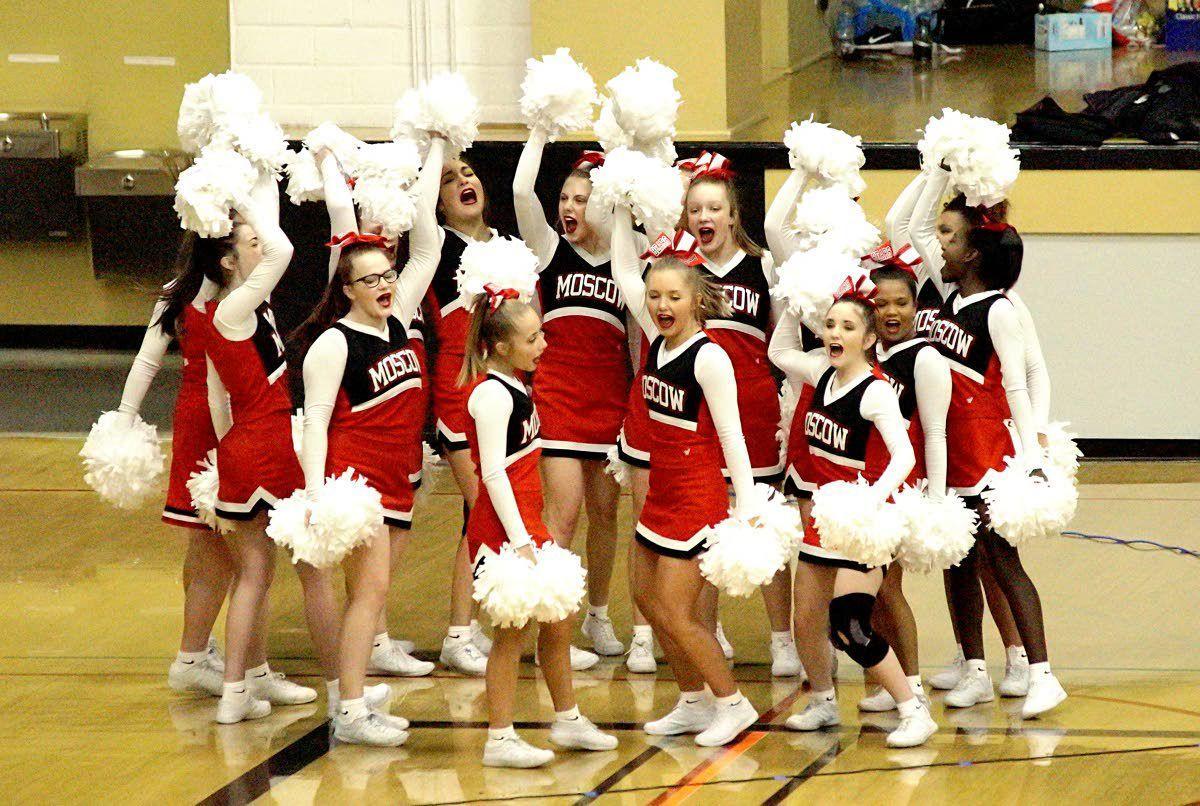 Youth unleash their team spirit