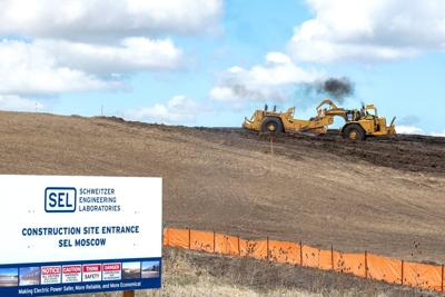 Excavation underway at SEL's Moscow property