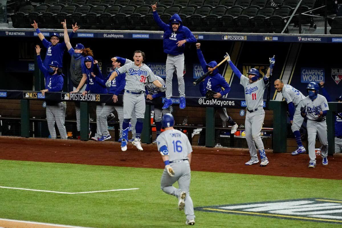 Smith and Seager homer as Dodgers take Game 5, 7-3