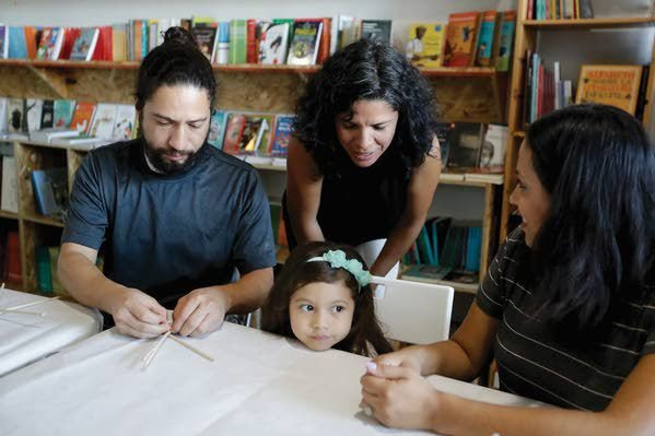 Mothers start companies to  fill demand for Spanish books