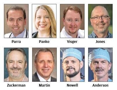 Biz Bits: More surgeons serving the Palouse