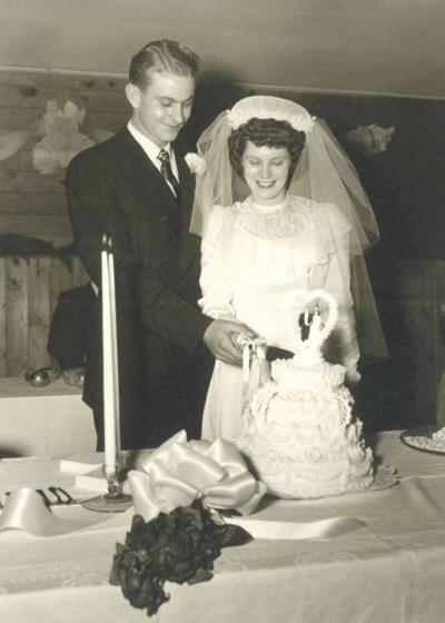 Gary and Ginger Morris to ring in 70 years of marriage