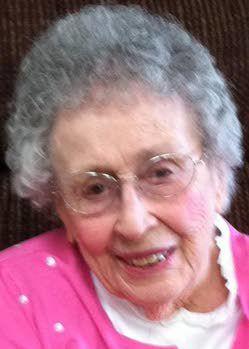 Barbara Schnurr Harrison, 97, of Coeur d'Alene
