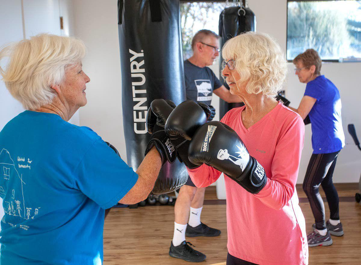 Punching back against Parkinson's