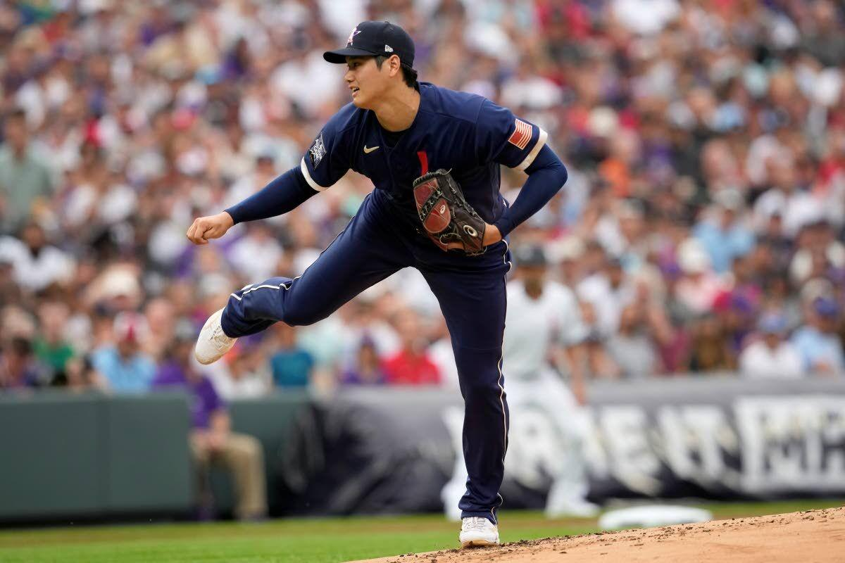Sho-case: Ohtani pitches, bats for All-Star win