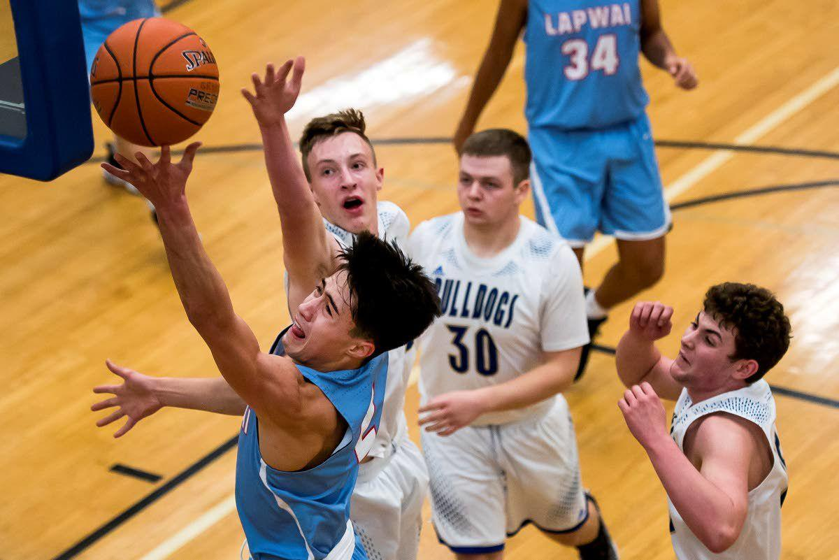 Lapwai's slow start ends in 60-44 victory over Genesee