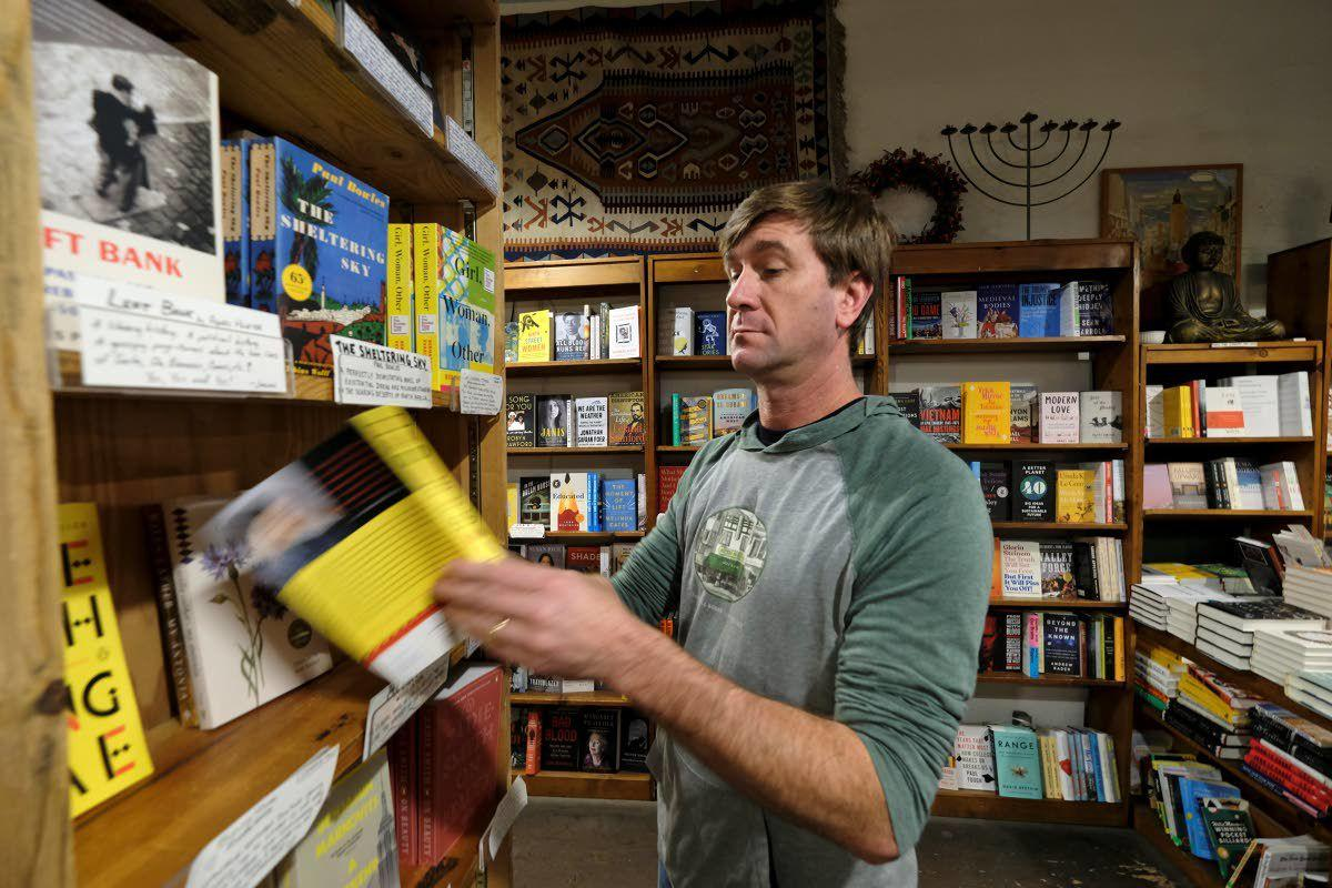 Indie booksellers persevere despite Amazon