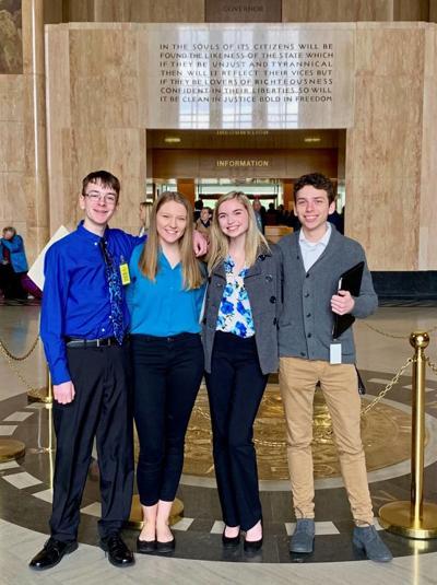 Teen activists score mental health days for Oregon students