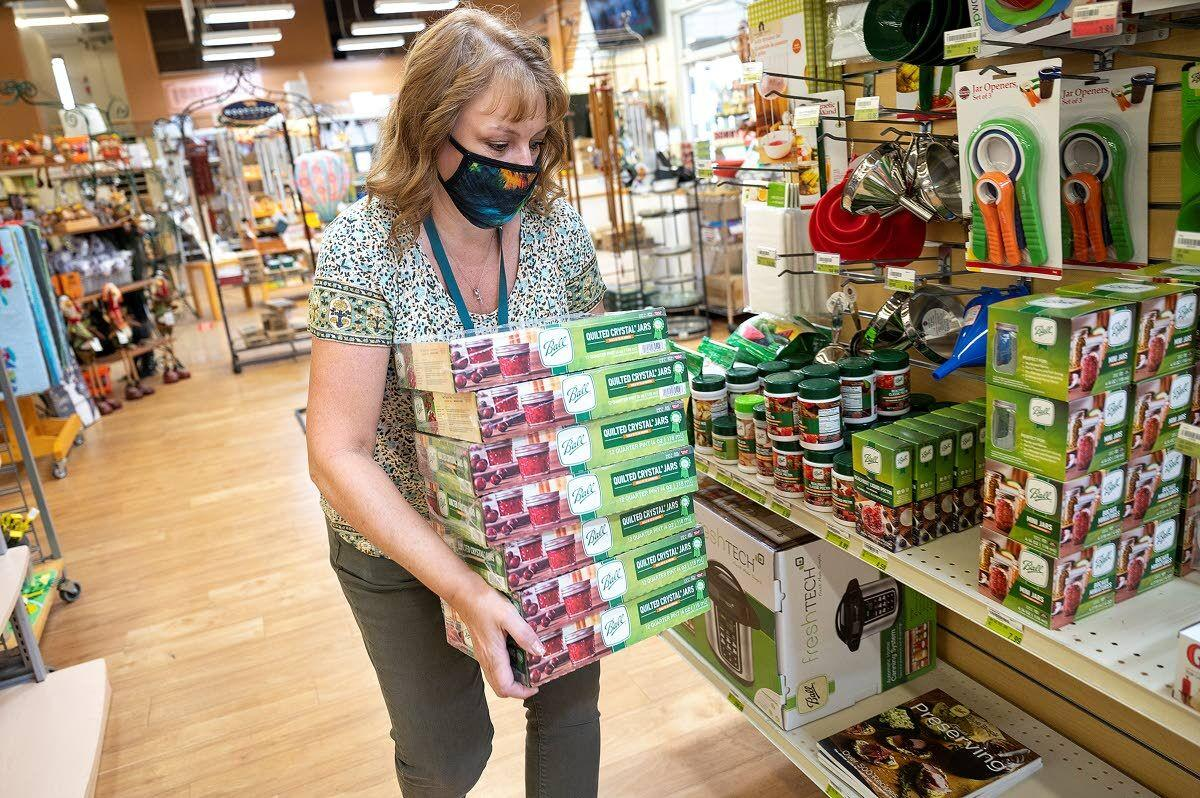 Supply chain issues affect items from cars to fishing lures