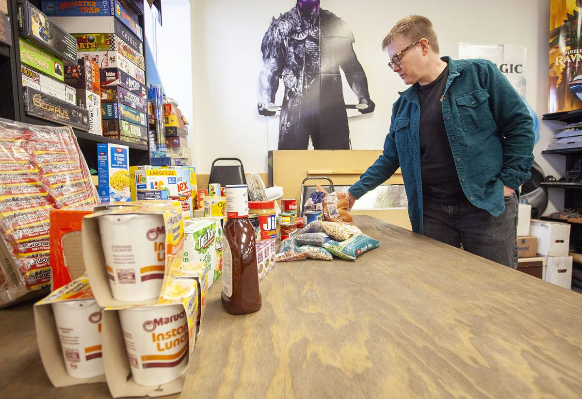 Businesses, residents pitch in to keep people fed