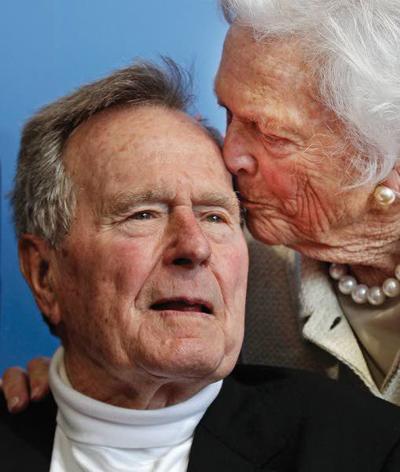 Former President George Hw Bush Dies Local Dnews Com