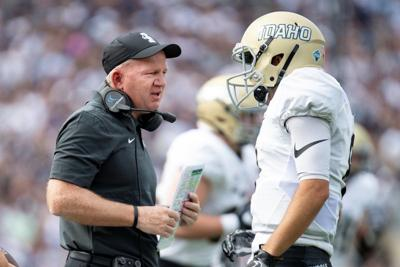 Idaho cancels April 17 spring football game