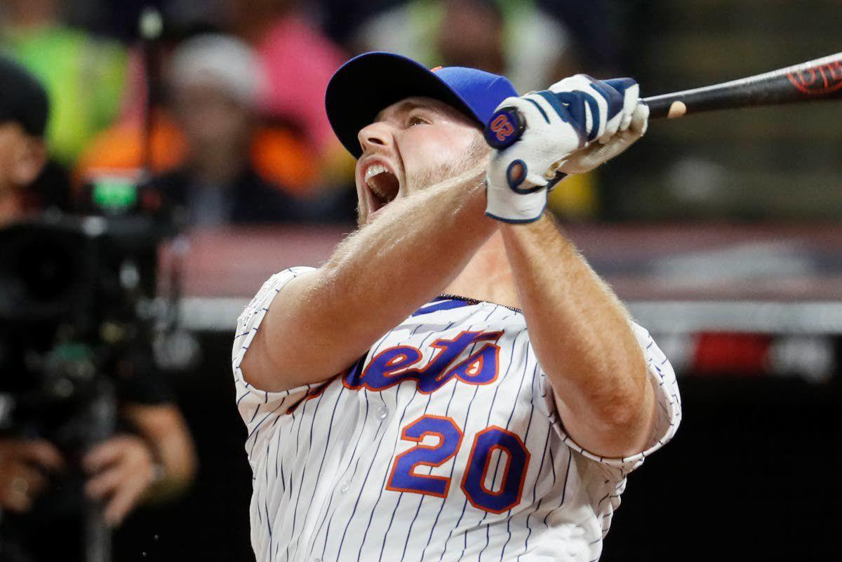 Mets' Alonso bags bonkers derby