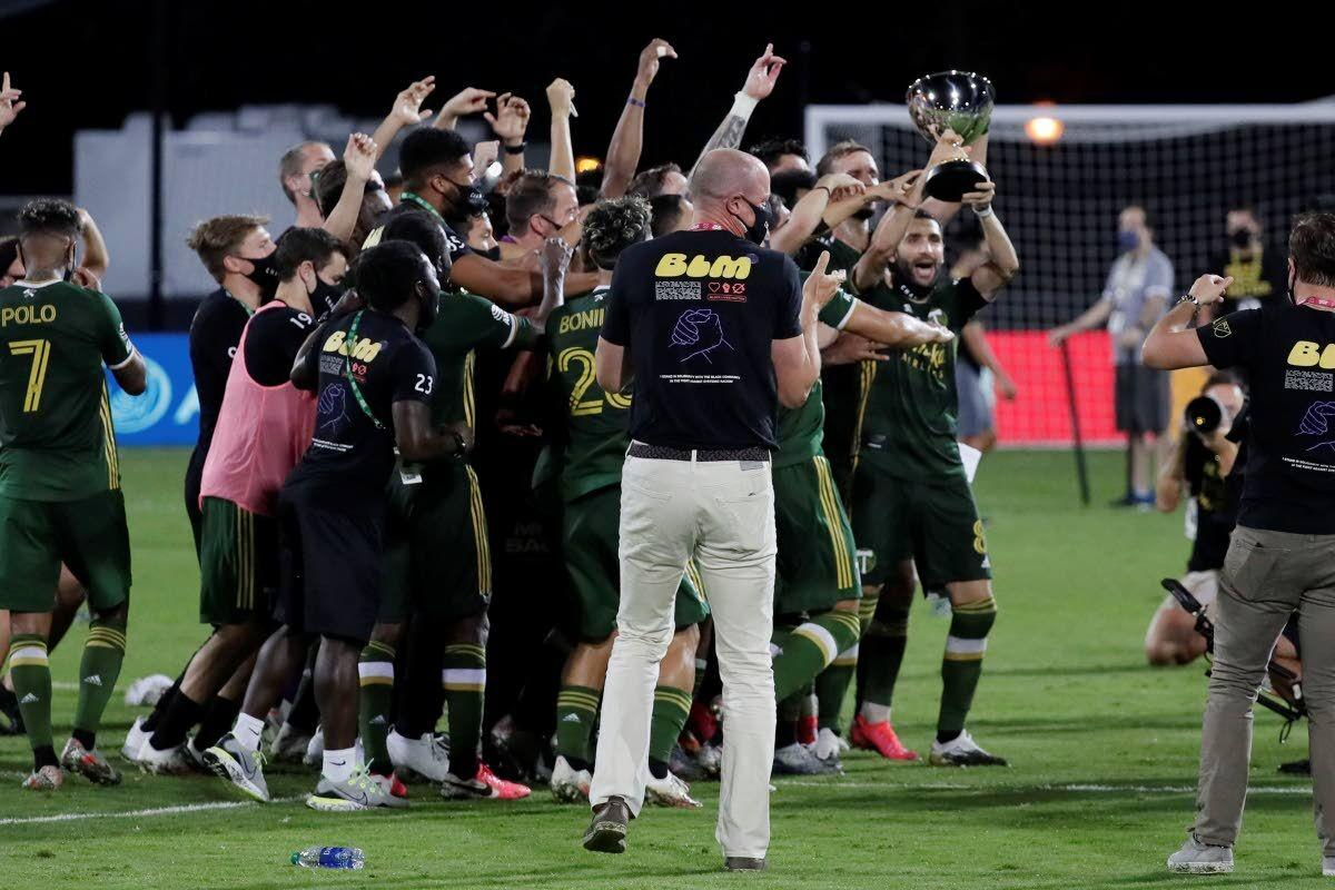 Timbers claim soccer championship