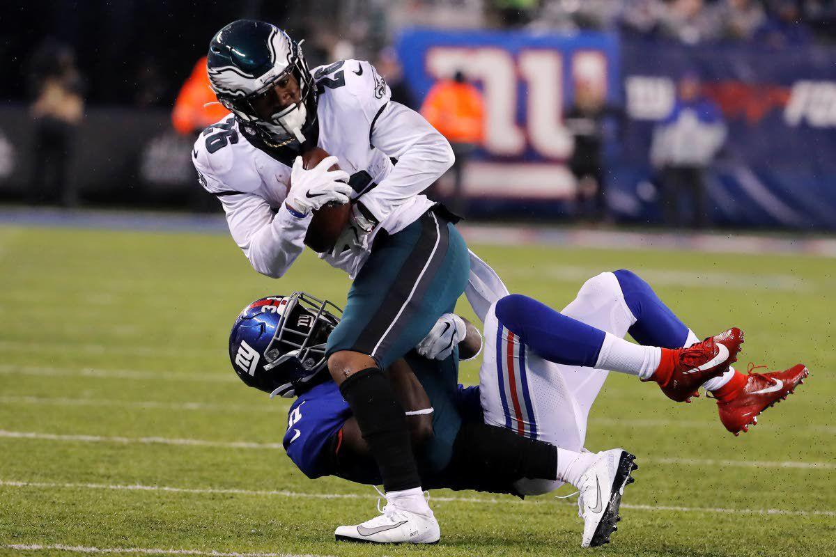 Pressure is nothing new for the low-flying Eagles