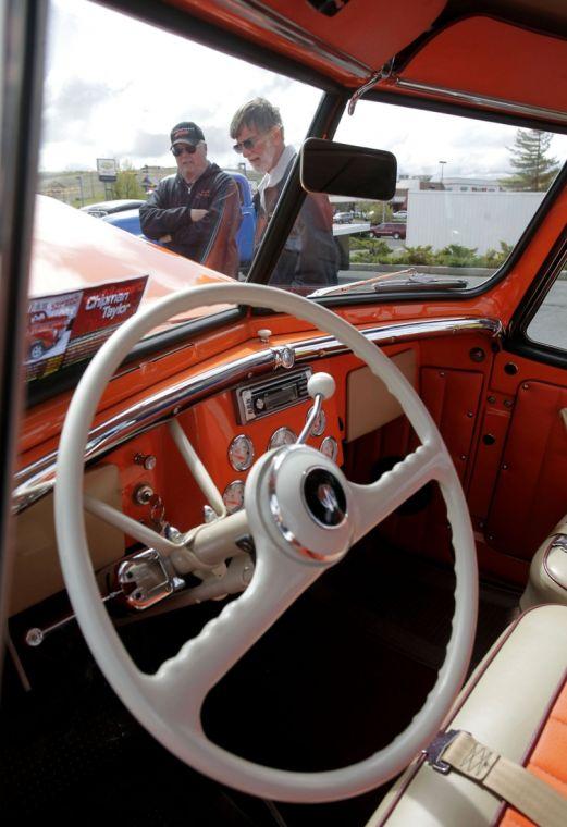 Chipman Taylor Car Show