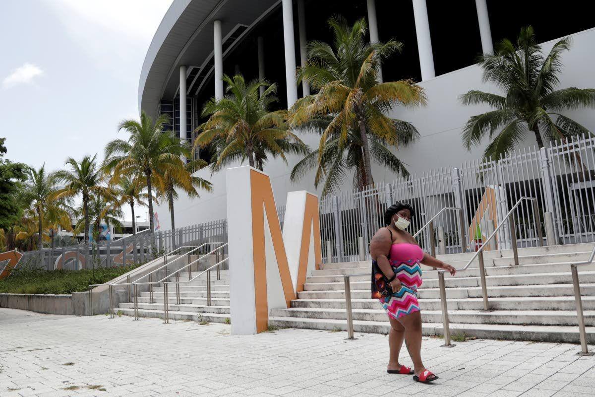 MLB wave: Marlins catch coronavirus