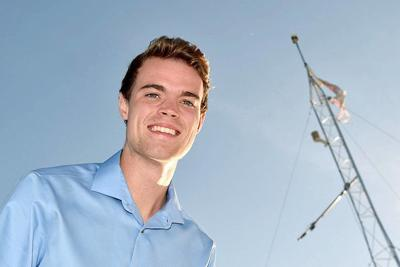 WSU student among those looking for climate solutions in technology