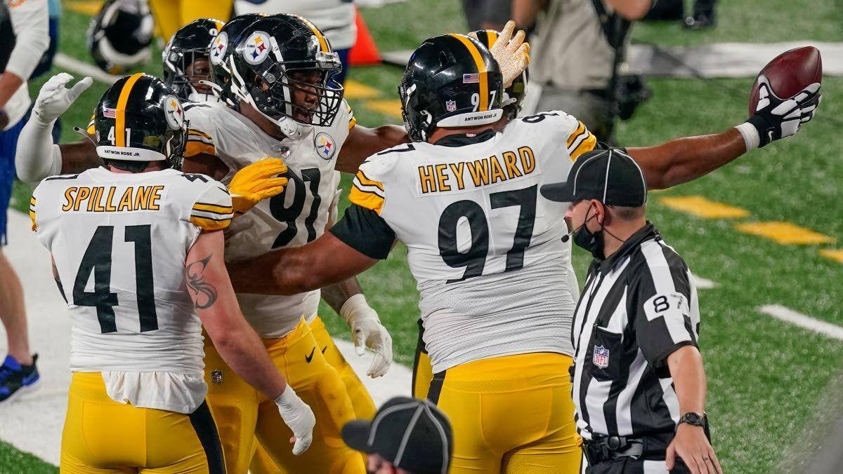 Big Ben's big return lifts Steelers