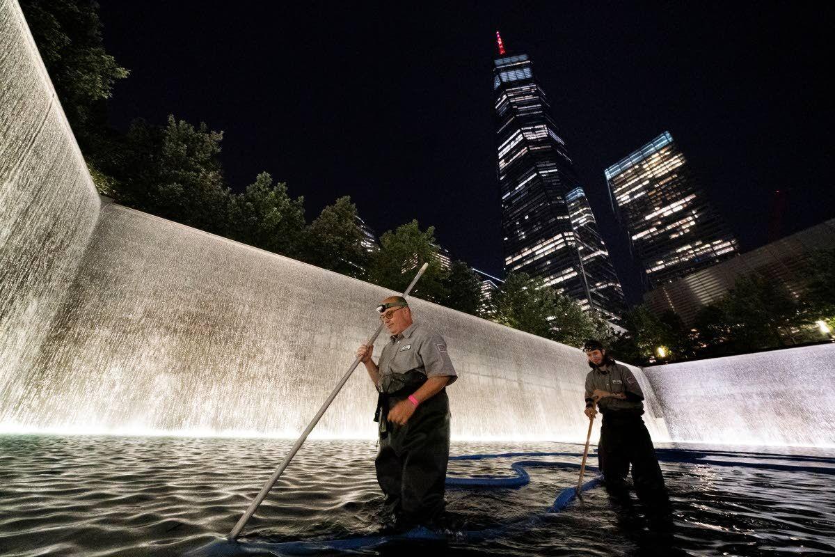 Ground zero: Twenty years later