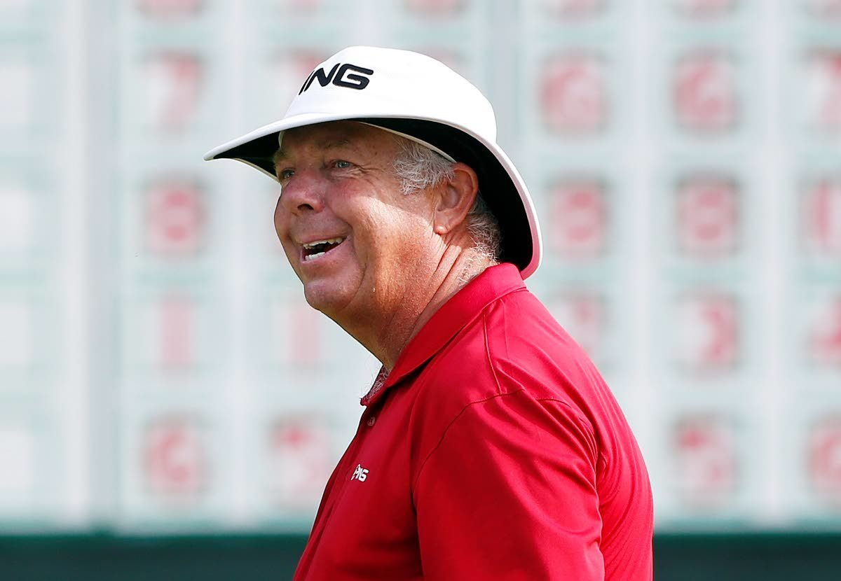 Triplett tied for fifth at U.S. Senior Open