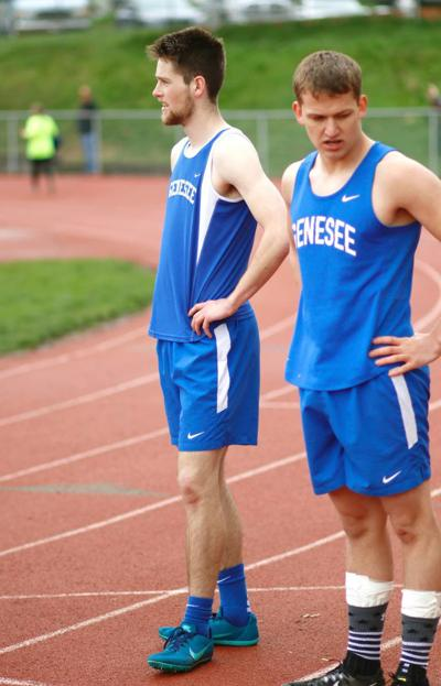 Genesee High track standout wants to return home to teach writing