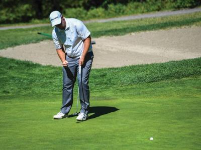 Keeping it cool under PGA pressure