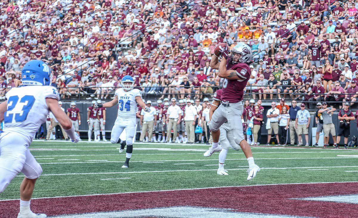 Just like old times: Griz rolling through BSC