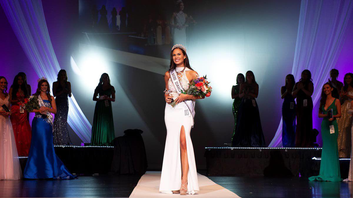 Miss Idaho USA is a student first