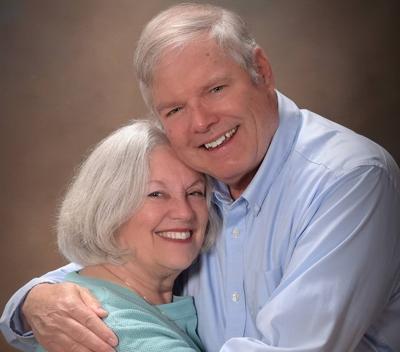 John and Debbie Sherman — 50th