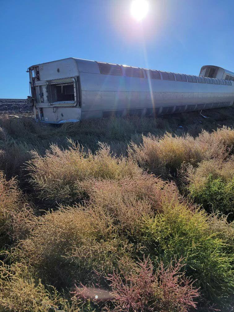 At least 3 die in derailment