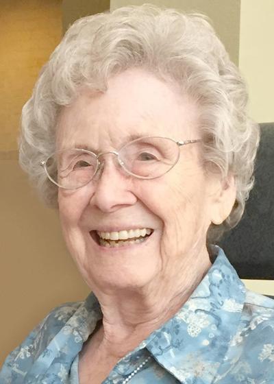 Evelyn Chaudoin Palmer