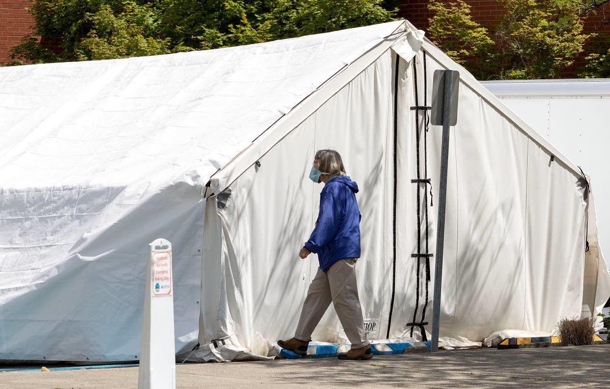 Latah County sees virus spike