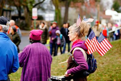 Women's March of the Palouse preaches equality for all