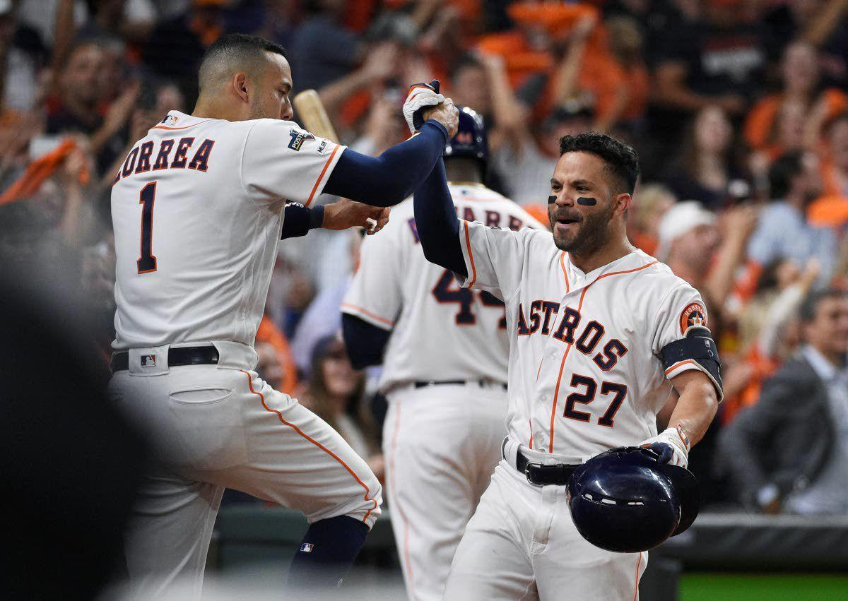 Cole dominates, Astros advance past Rays