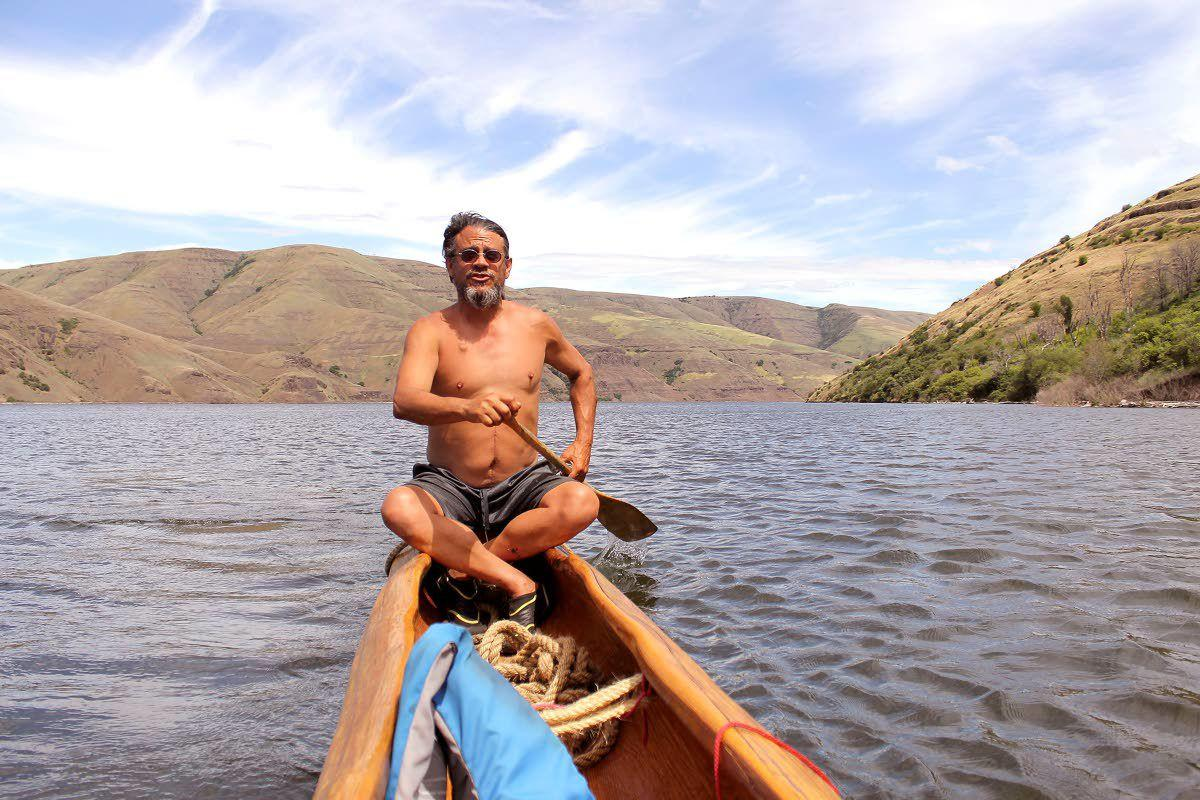 Hells Gate, high water and one man's journey to spread the love