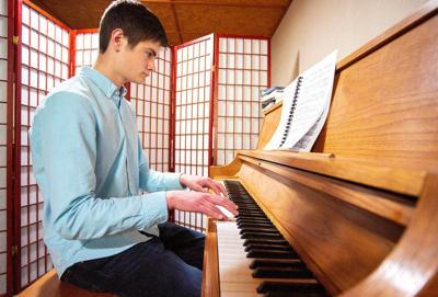 Tenacity key for this musician