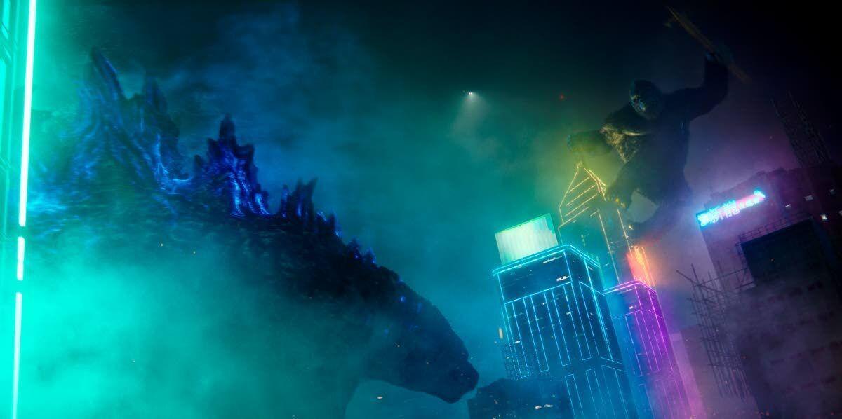 Clash of 'Godzilla vs. Kong' makes its streaming debut