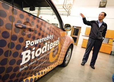 UI researcher: Future bright for biodiesel