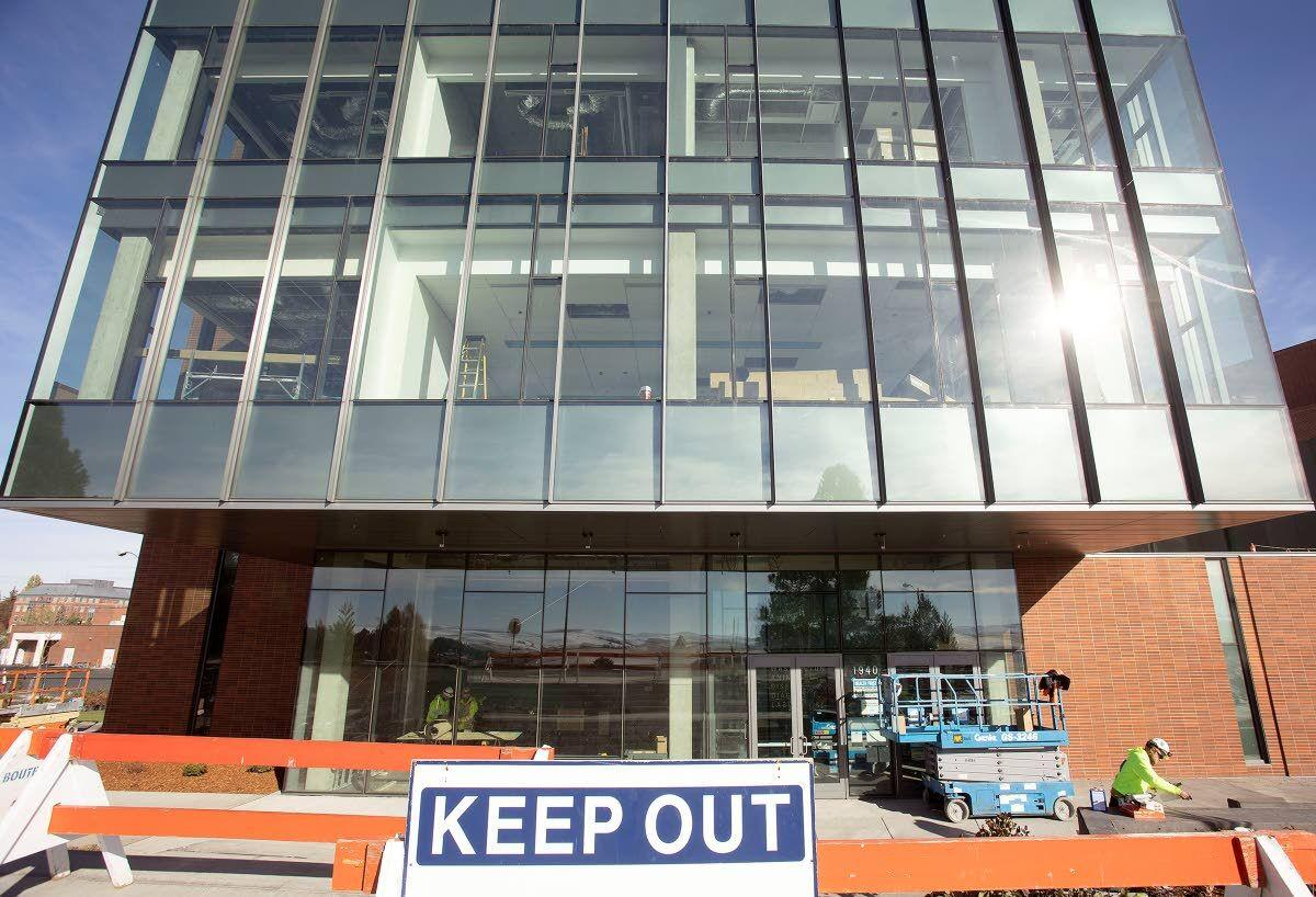 WSU nears completion of three  projects