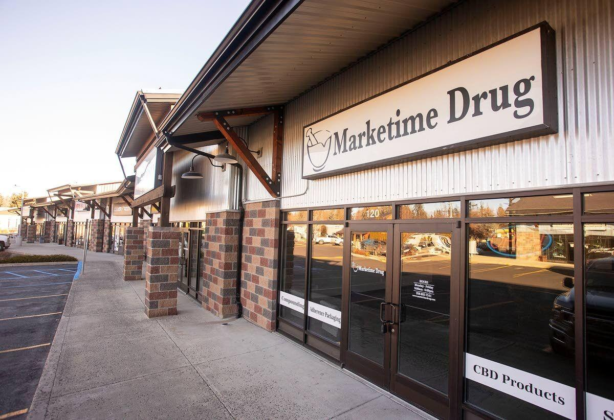 Marketime Drug of Moscow to change locations this month