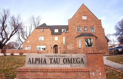 Alpha Tau Omega fraternity house