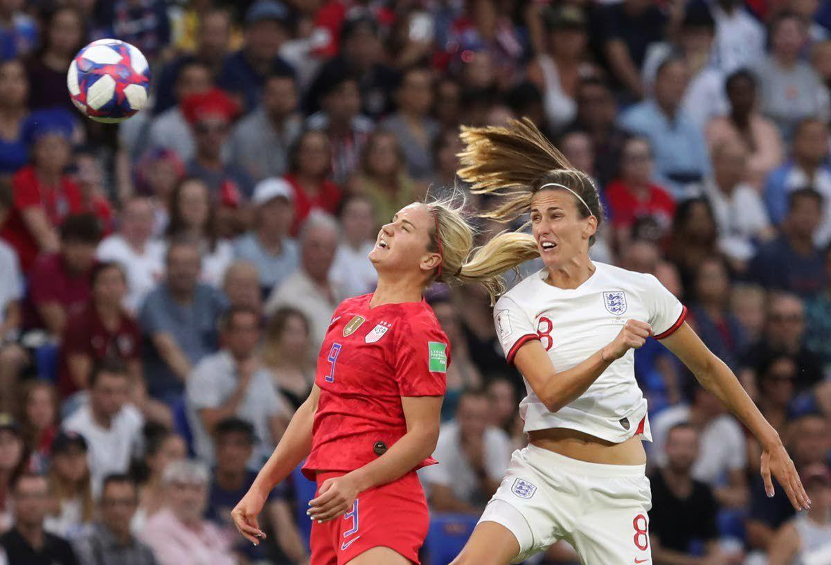 Lindsey Horan hopes World Cup successes can be boost for NWSL