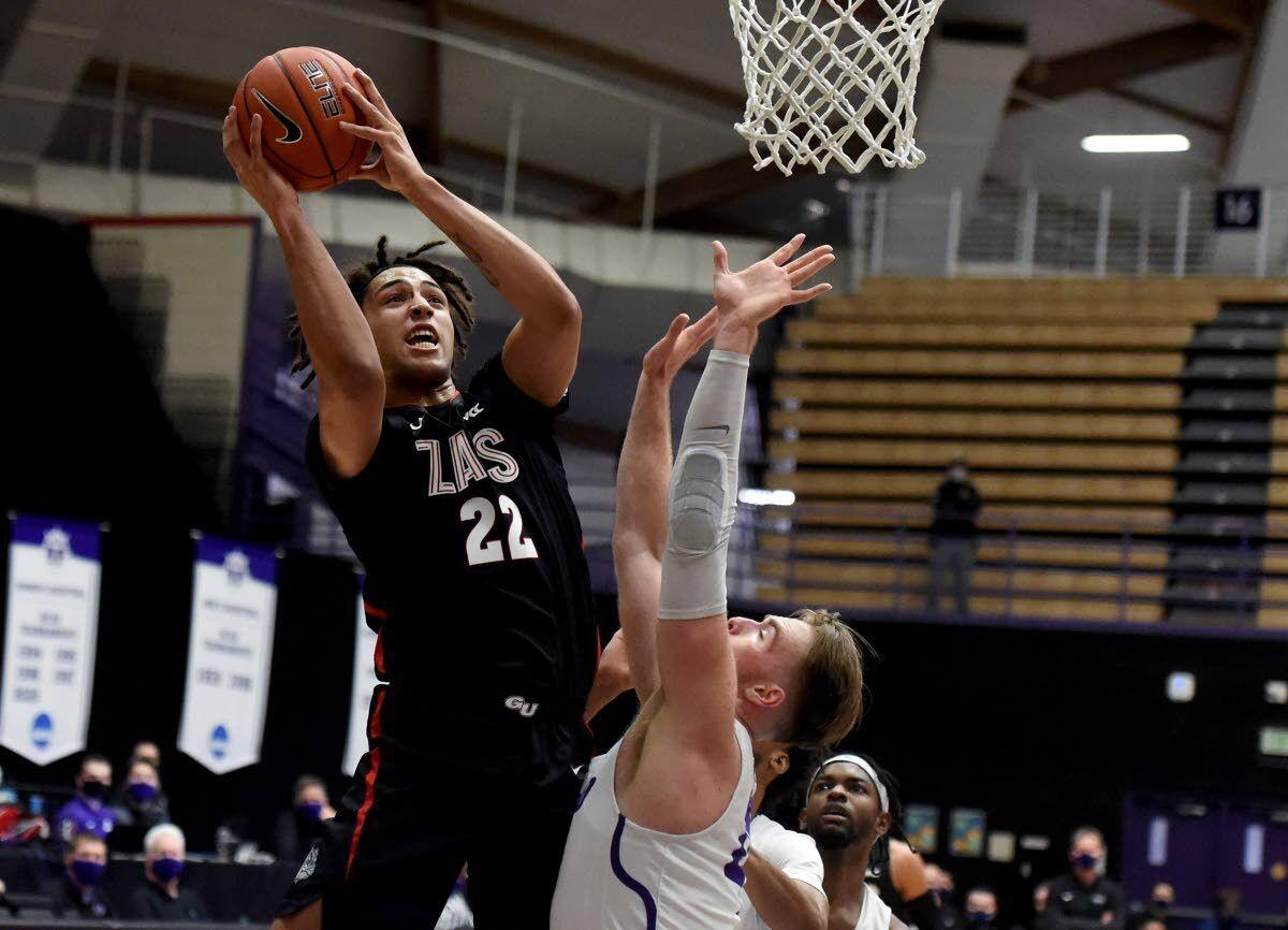 Ayayi gets Zags' 1st-ever triple-double in rout of Portland